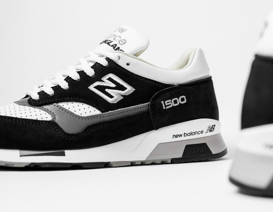 New Balance 1500 Black White made in England (3)