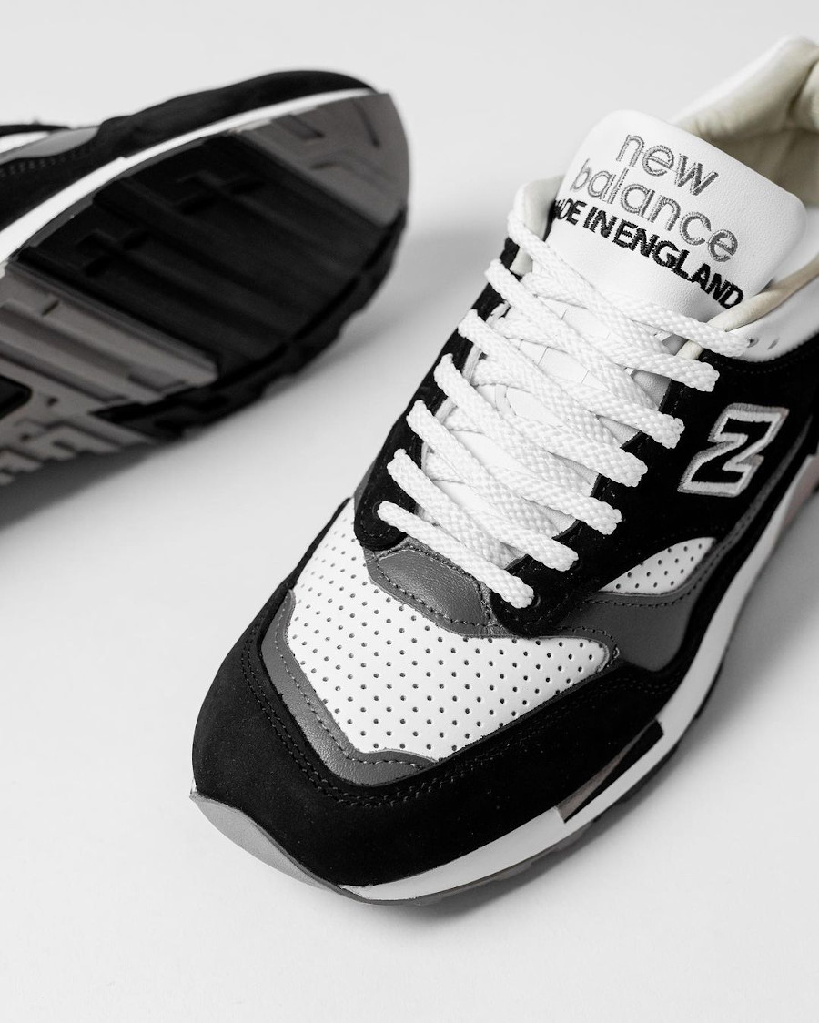 New Balance 1500 Black White made in England (4)