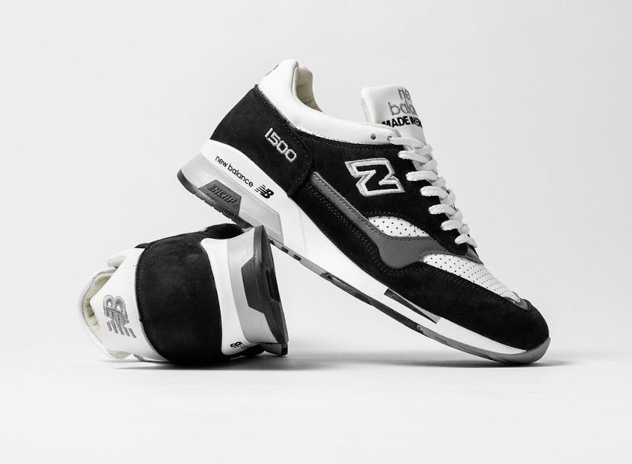 New Balance 1500 Black White made in England (5)