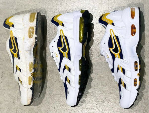 Nike AM96 II Golden Rod Midnight Navy CZ1921-100 (couv)
