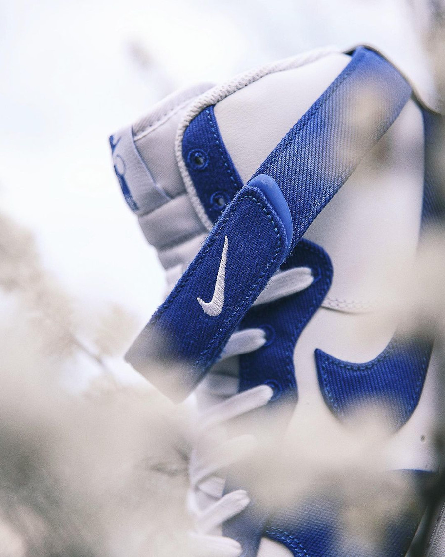 Nike Air Force One Hi LMB Los Angeles (3)