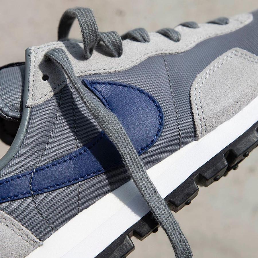 Nike Air Pegasus 1983 grise et bleu marine DJ6892 001 (3)