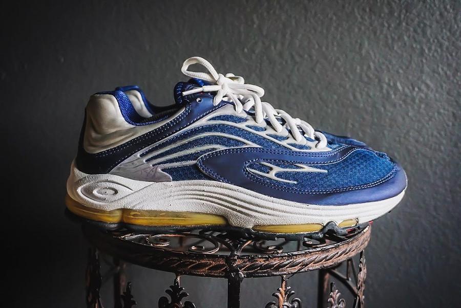 Nike Air Tuned Max bleu marine vintage de 1999 (1)