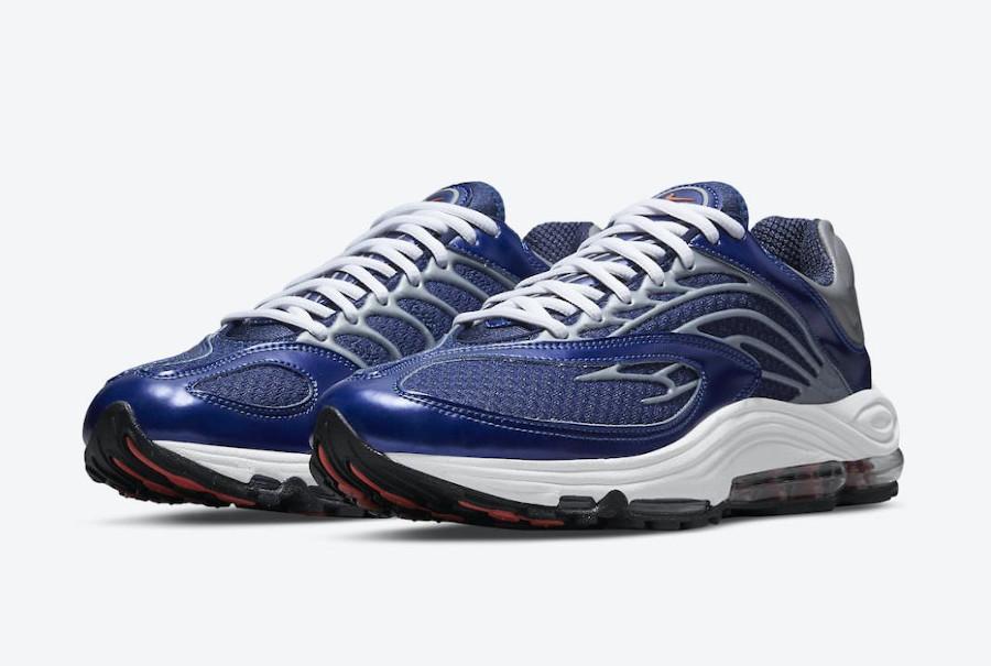 Nike Air Tuned Max retro bleu marine (2)