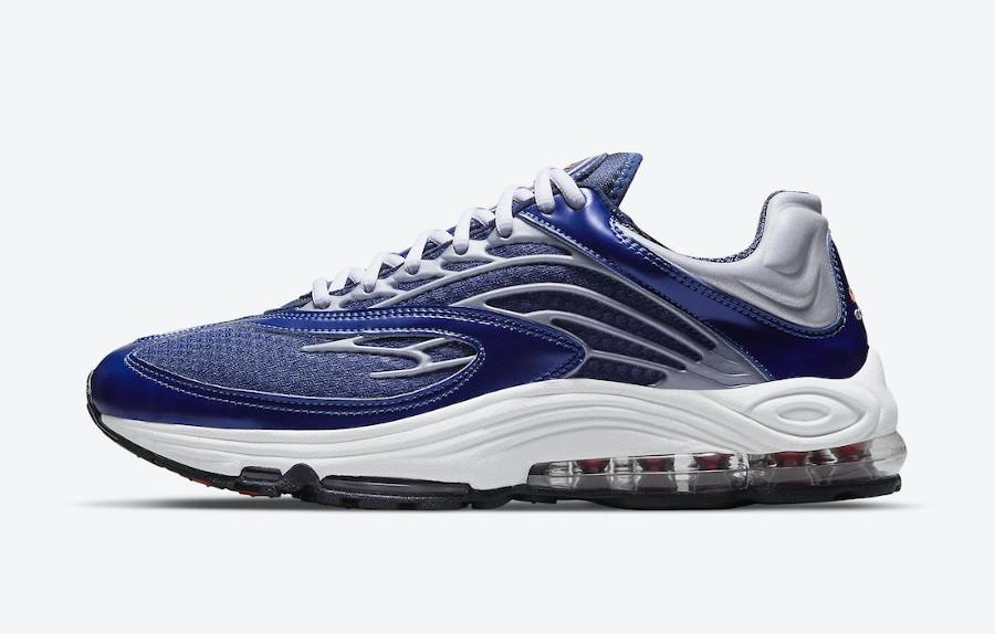 Nike Air Tuned Max retro bleu marine (3)