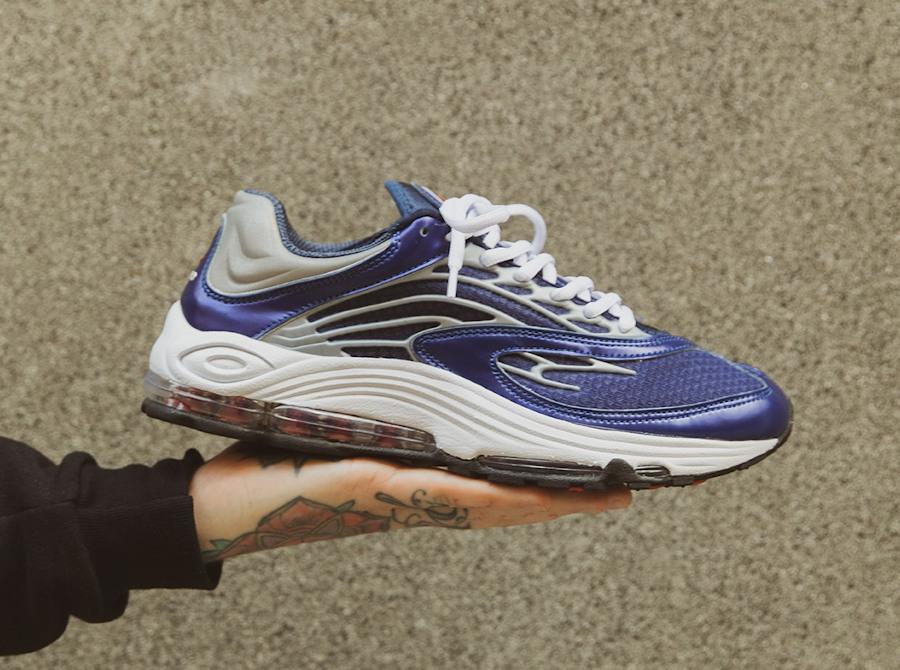 Nike Air Tuned Max retro bleu marine (5-1)