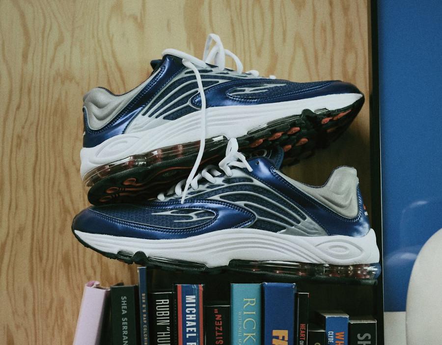 Nike Air Tuned Max retro bleu marine (5)