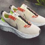 Nike Crater Impact 'Light Bone'