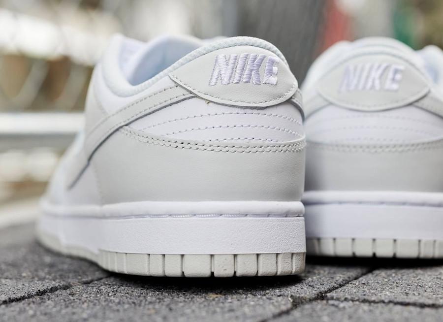 Nike Dunk Lo W gris clair pastel (3)