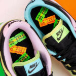 Nike Dunk Low SE 'Free 99' Black Dark Chocolate