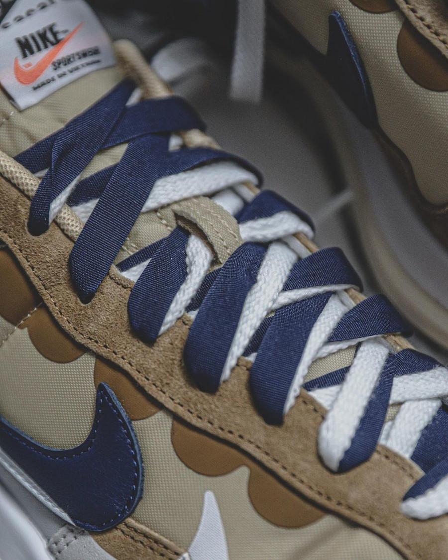 Nike Pegasus Vaporfly marron et bleu marine (2)