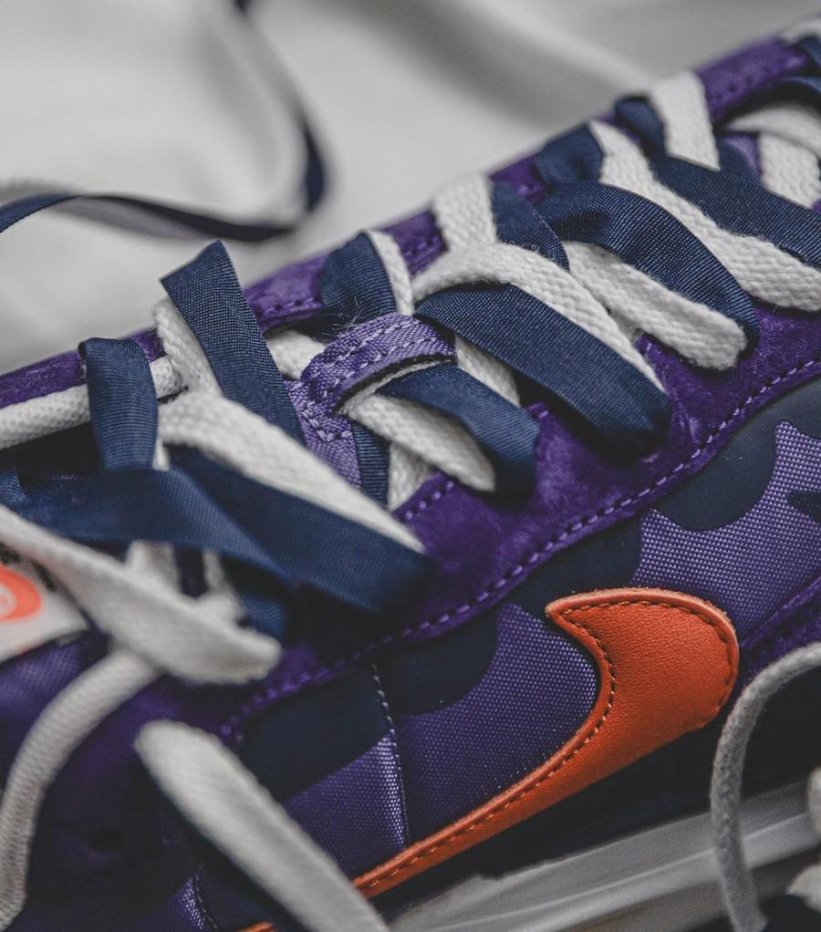 Nike Vaporfly Pegasus violet et orange (2)