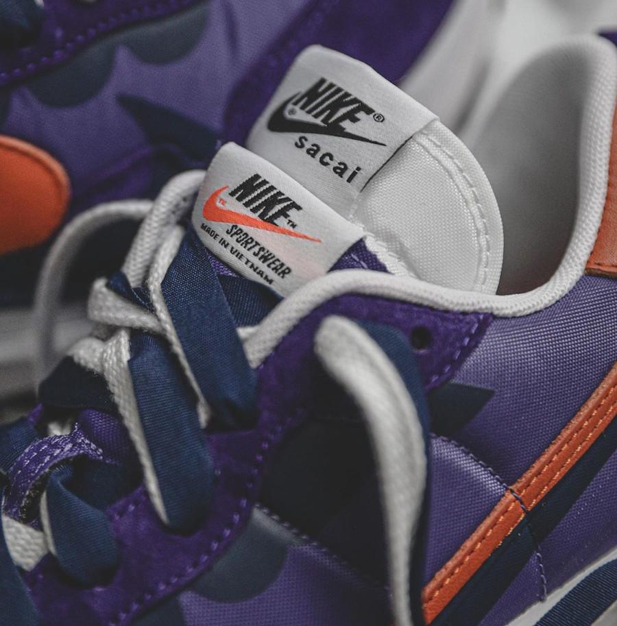 Nike Vaporfly Pegasus violet et orange (3)
