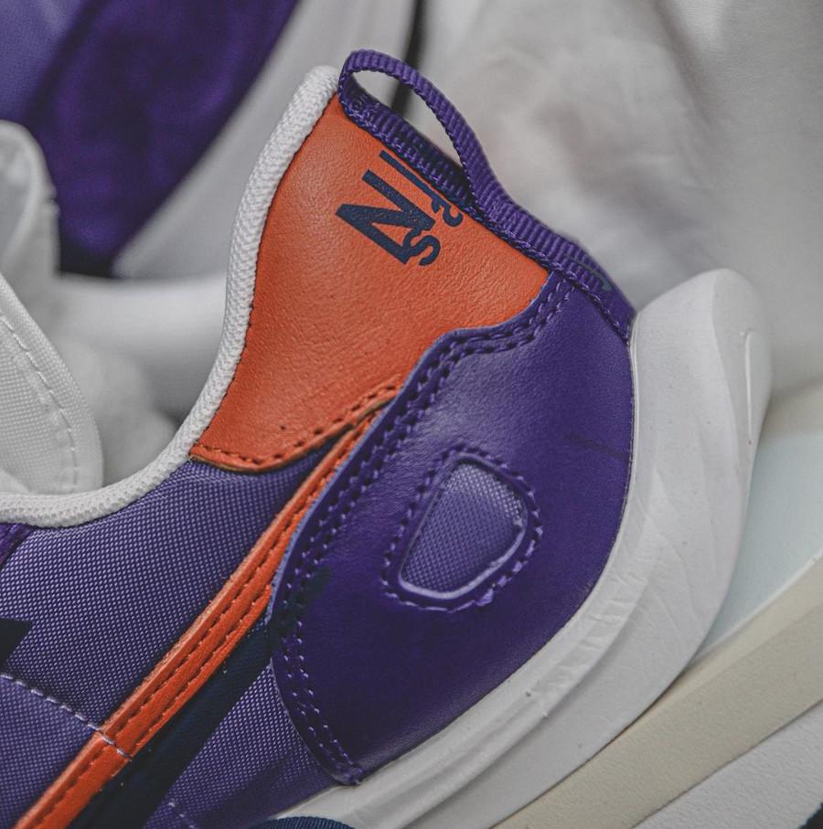 Nike Vaporfly Pegasus violet et orange (4)