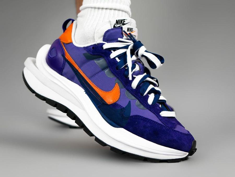 Nike Vaporfly Pegasus violet et orange (5)