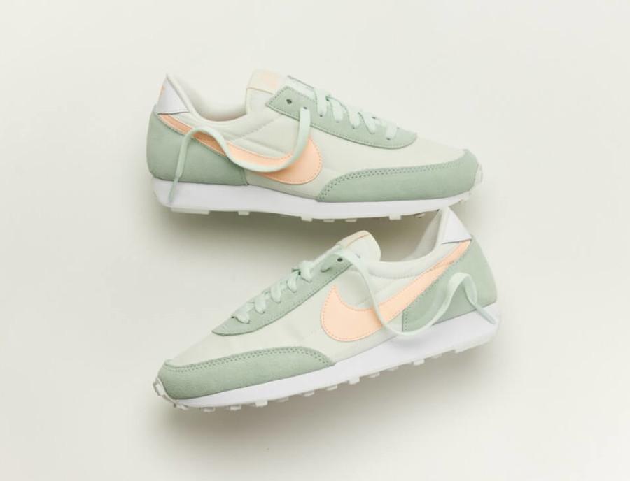 Nike Wmns Dbreak vert pastel et rose (0)