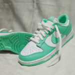 Nike Wmns Dunk Low Green Glow