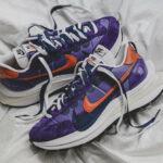 Sacai x Nike VaporWaffle 'Dark Iris'