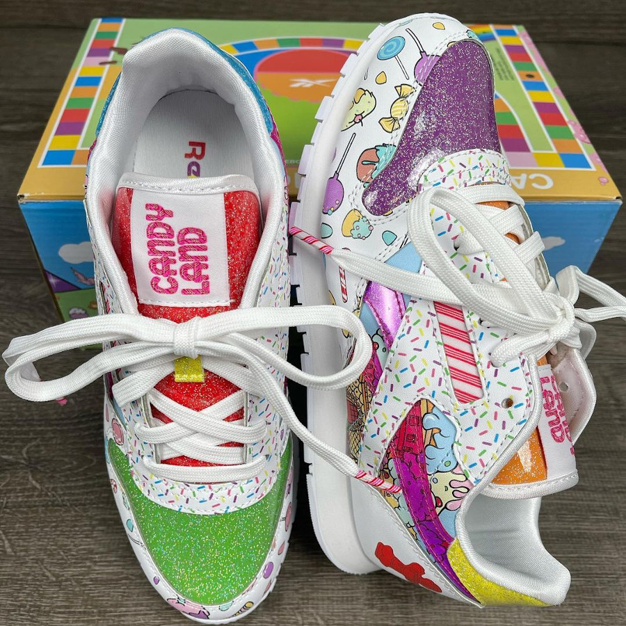 Reebok Classic Leather Where Kandy Rules H05079 (1)