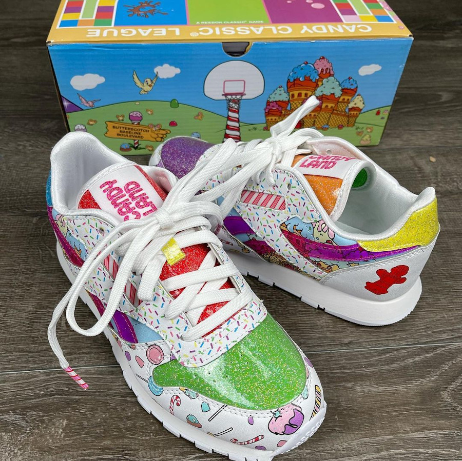Reebok Classic Leather Where Kandy Rules H05079 (2)