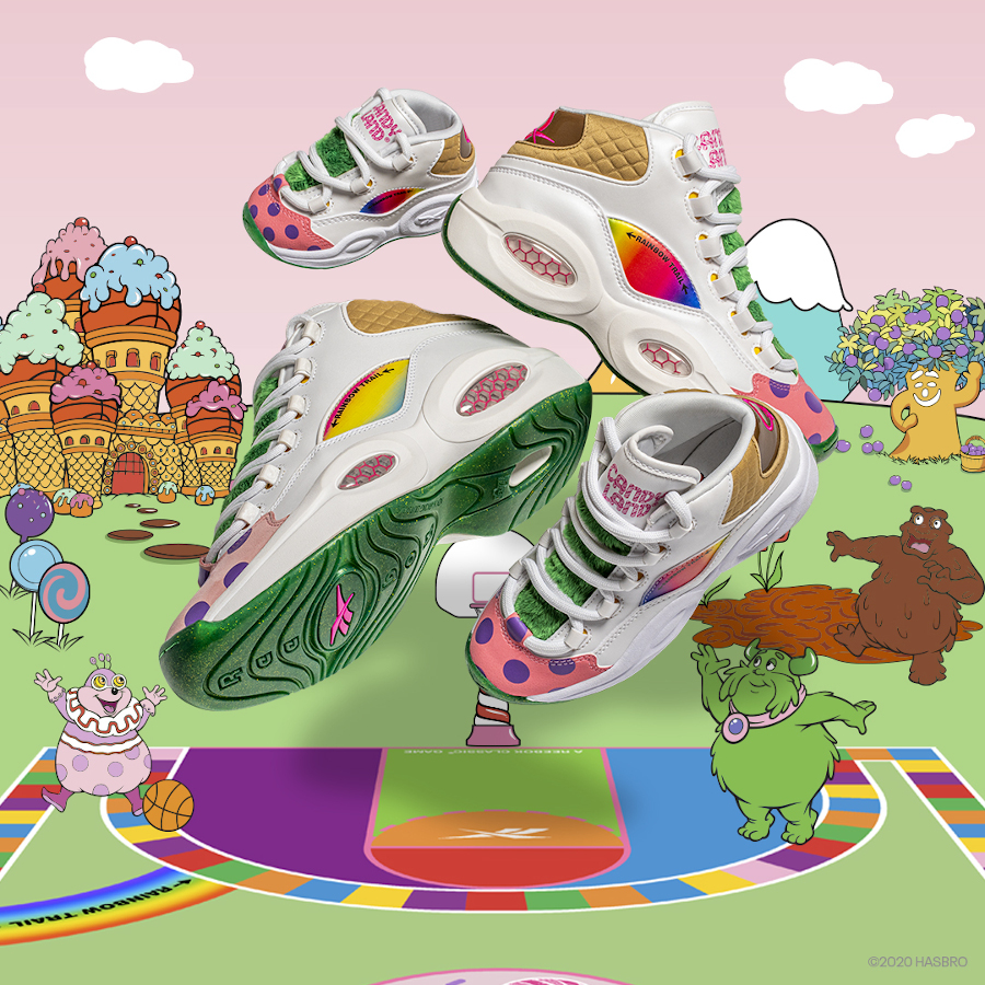 Reebok Question Mid Sweet Moves GZ8826