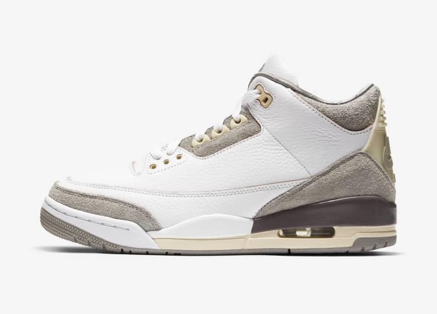 A Ma Manière x Air Jordan 3 date de sortie