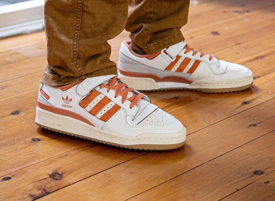 Adidas Forum 84 Low Hazy Copper Cream White G57966