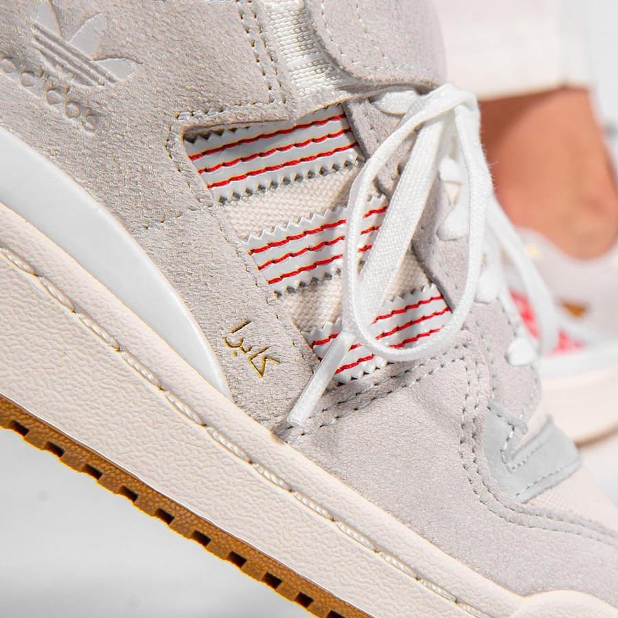 Adidas Forum Lo keffieh on feet (2)