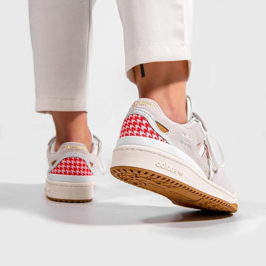 Adidas Forum Lo keffieh on feet (3)