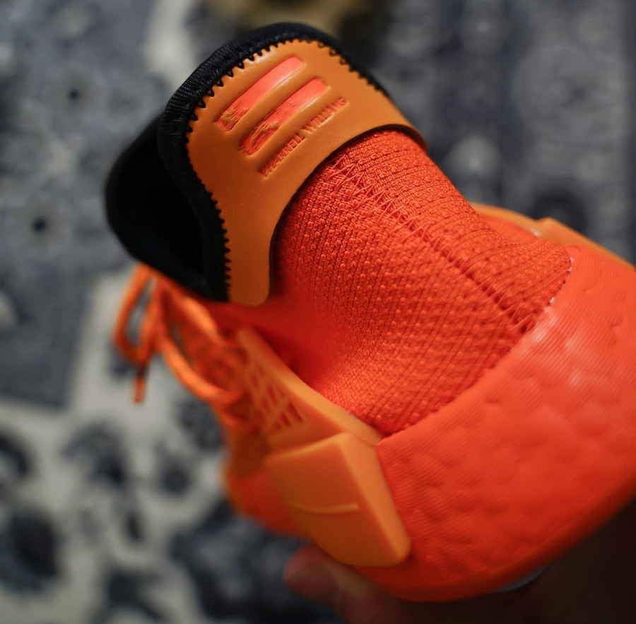 Adidas NMD Human Race Orange (3)