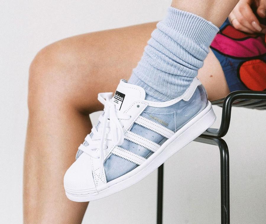 Adidas Superstar Translucent 'Cloud White' 2021 (femme)