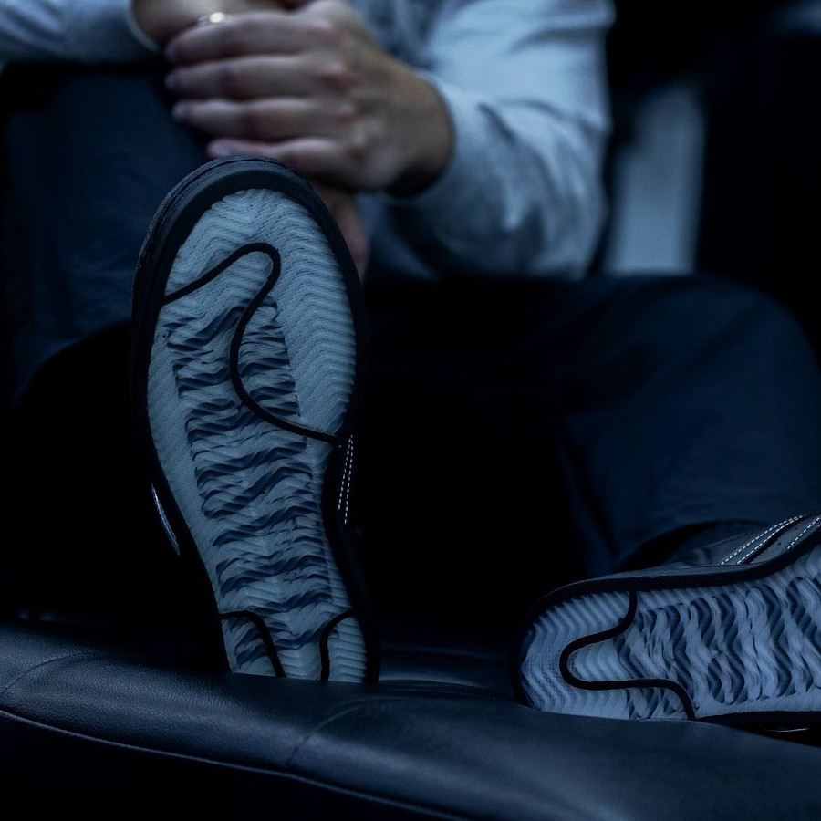 Adidas Superstar noir removable stripes (5)