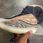 Kanye West x Adidas Yeezy Quantum 'Flash Orange' Flaora