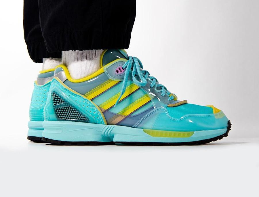 Adidas ZX 0006 Aqua GZ2710 (2)