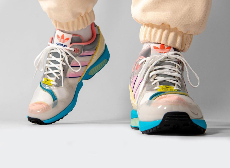 Adidas ZX 0006 Clear Pink GZ2711 (1)