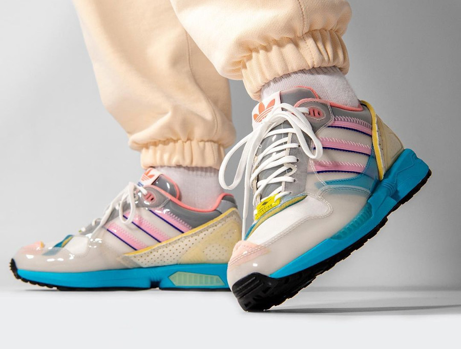 adidas ZX 6000 Inside Out GZ2711 X-Ray Clear Pink