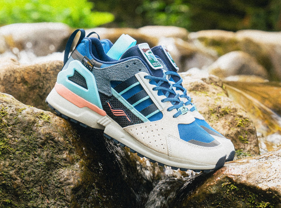 Adidas ZX 10 000 Crater Lake National Park FY5173