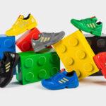 Lego x Adidas ZX 8000 'Bricks' Color Pack 2021