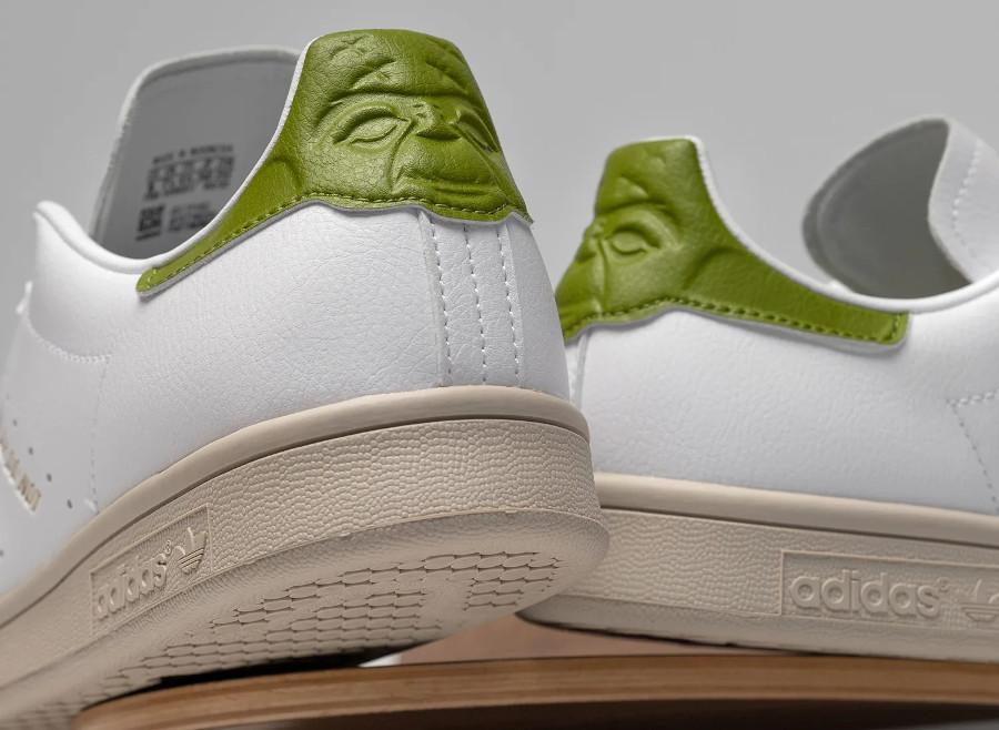 Adidas x Star Wars Stan Smith Primegreen Yoda FY5463