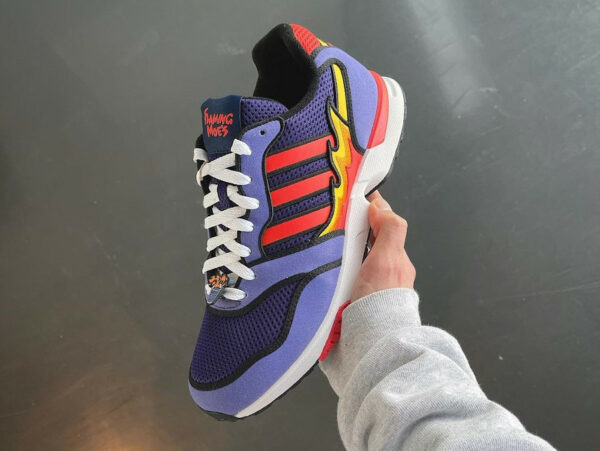 Adidas x The Simpsons ZX 1000 Flaming Moe's H05790