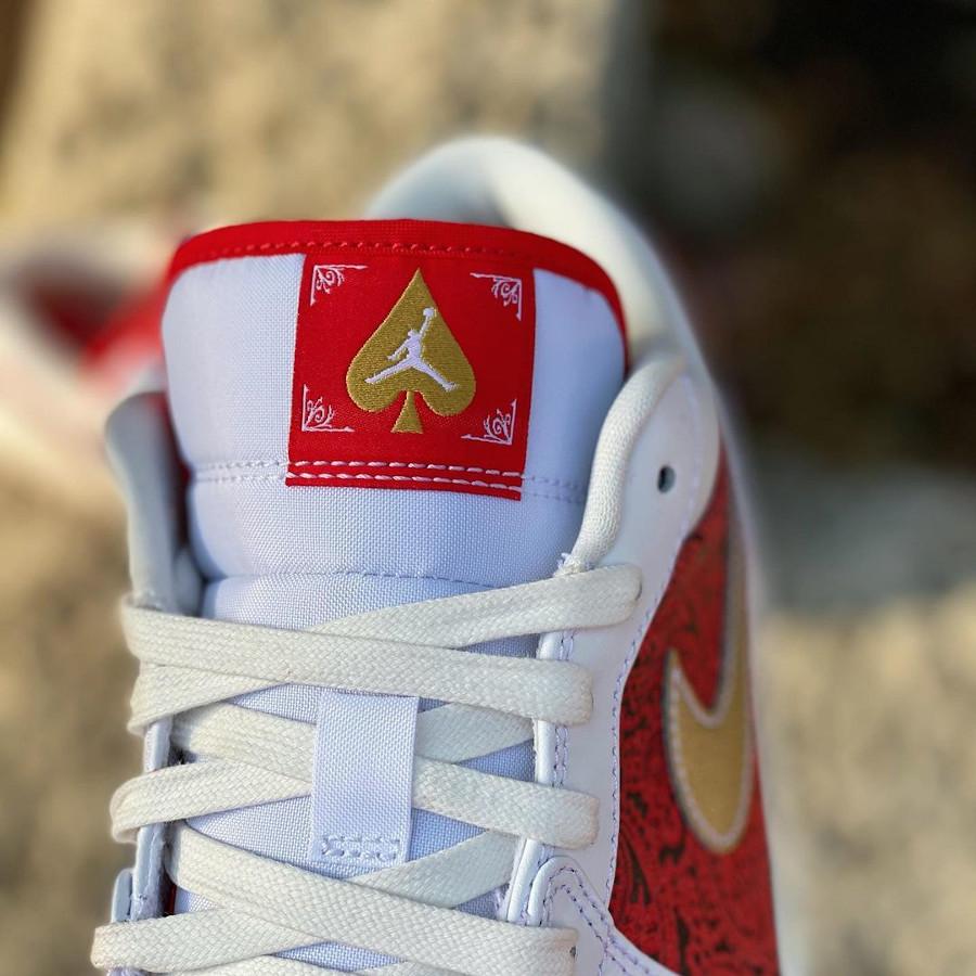 Air Jordan 1 Low K et Q (cartes à jouer) (3)