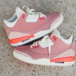 Women's Air Jordan III Retro Rust Pink