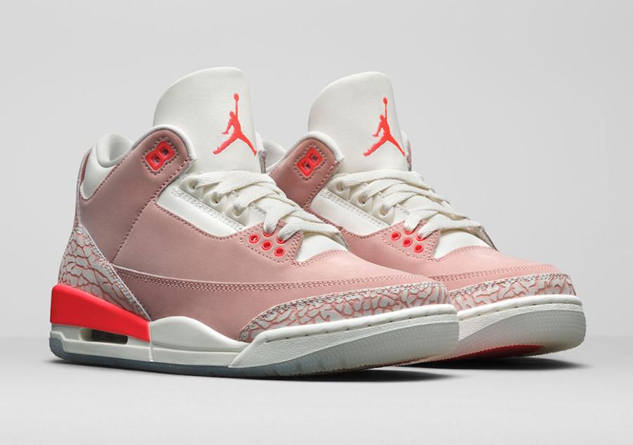 Air-Jordan-3-Rust-Pink-date-de-sortie