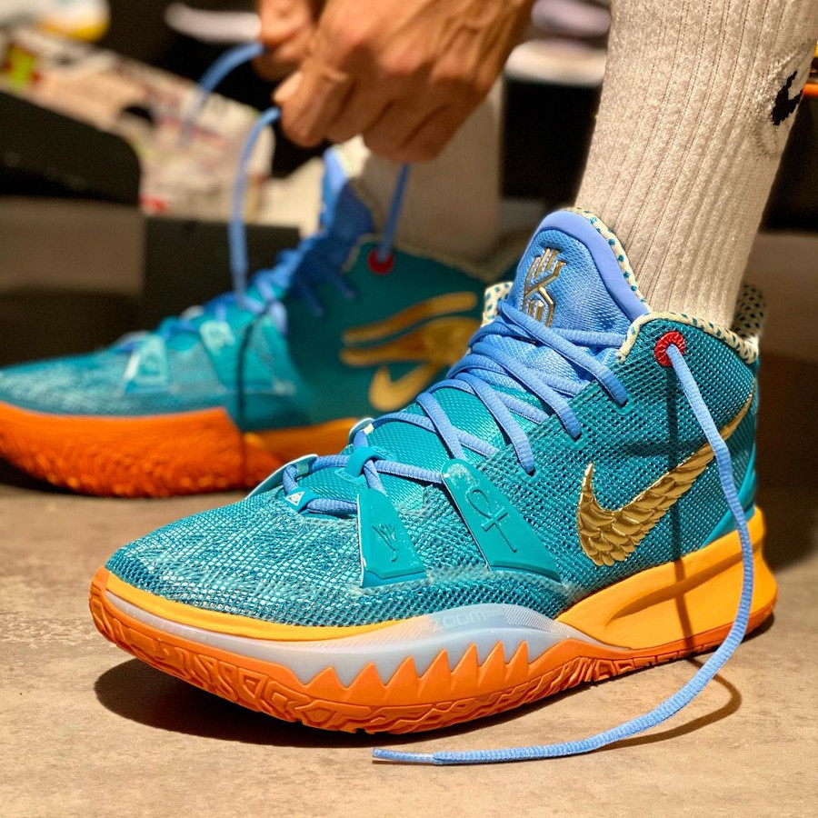 CNCPTS x Nike x Concepts Kyrie 7 EP Horus CT1137-900