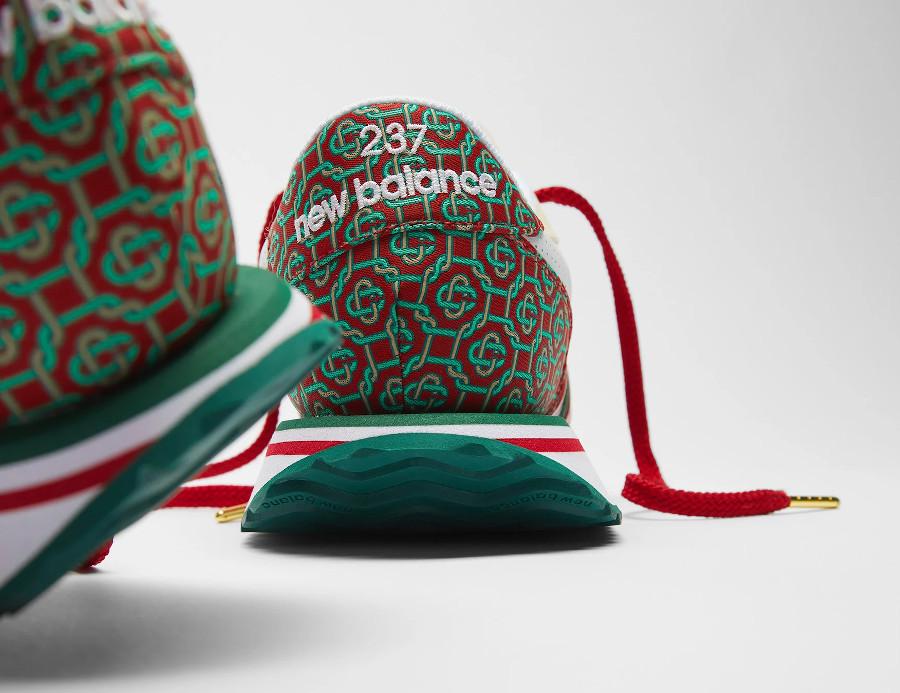 Charaf Tajer x New Balance 237 casa monogramme rouge (4)