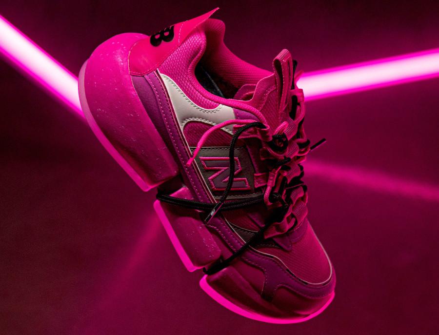NB x Jaden Smith Vision Racer MSVRCJSC Pink Peony