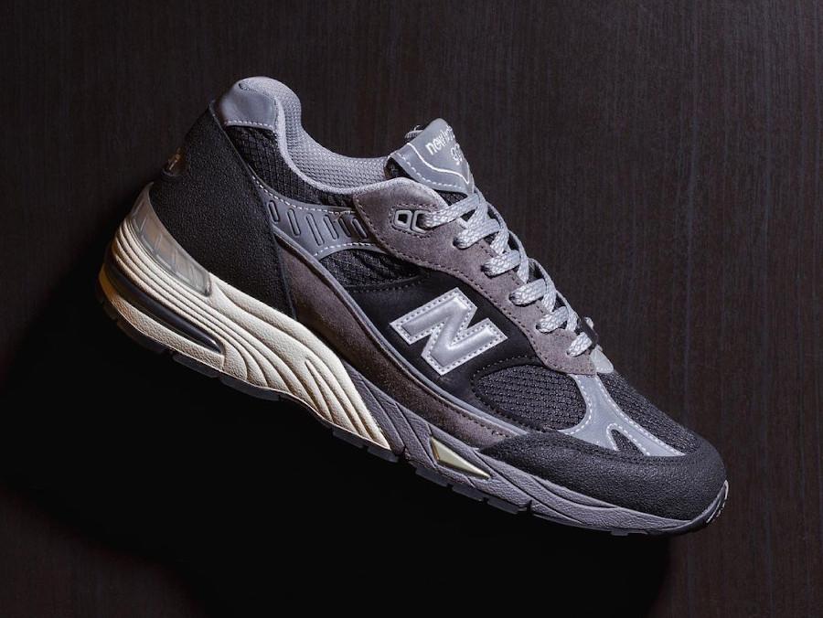 New Balance 991 SJ grise et noire (6)