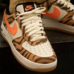 Nike Air Force 1 '07 Premium Daktari Stripes
