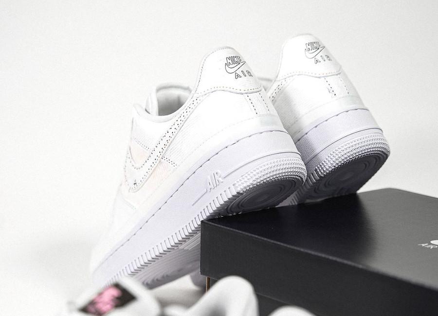 Nike Air Force 1 Low déchirable aux couleurs douces (4)