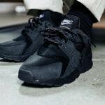 Nike Air Huarache London Hyper Local 'Triple Black'
